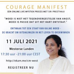 Manifest Universele Intelligentie – 8 augustus 2021